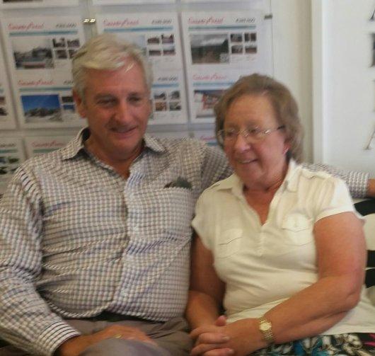 David and Glenda Farrar