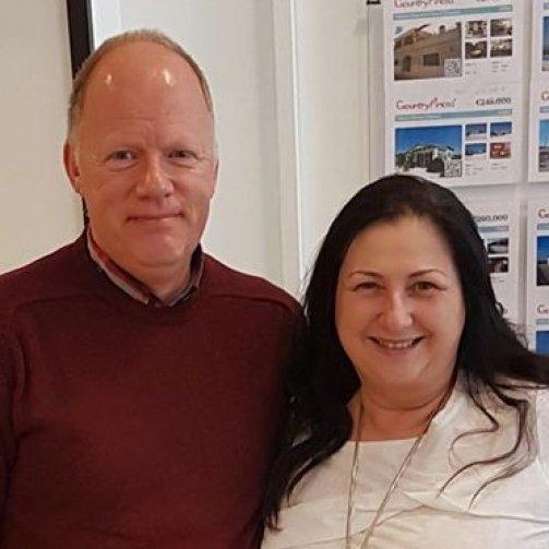 Mark and Anita Tankard