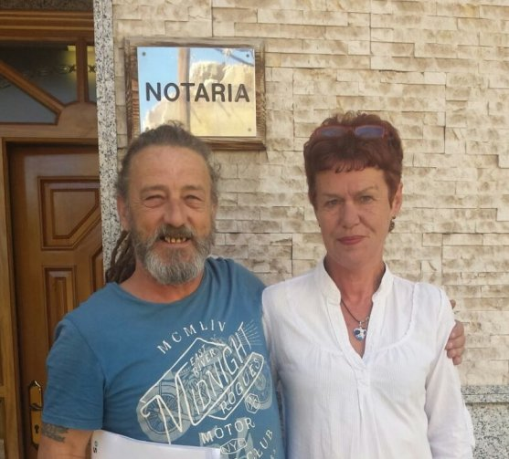 Tom and Elaine