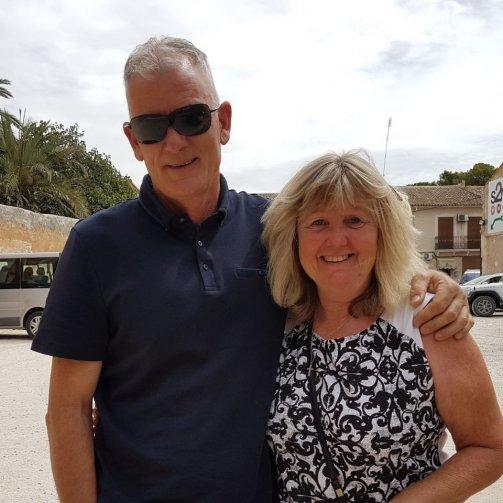 Joe and Sue