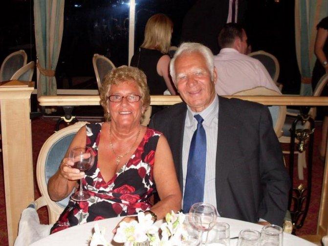 David & Carol Botham