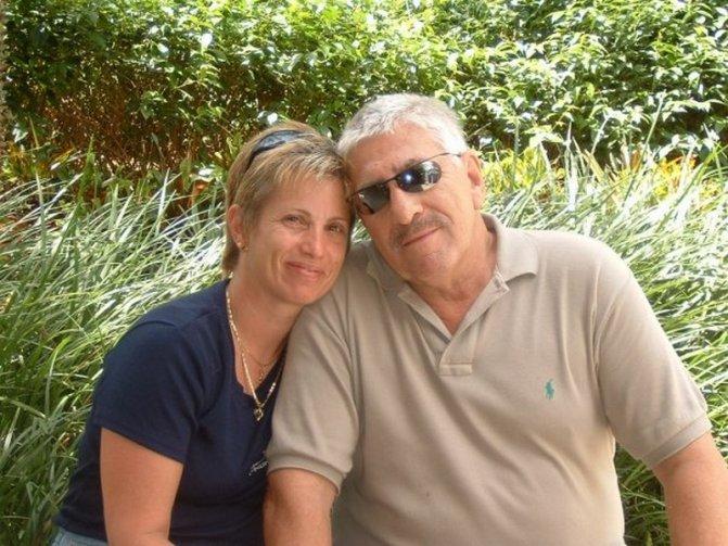 Cliff and Sue Bryson