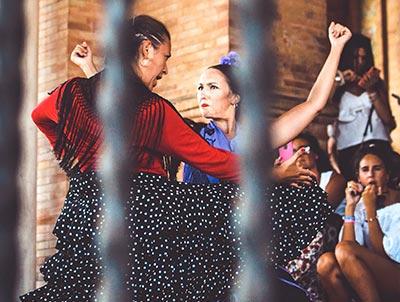 Horse riding near Pinoso